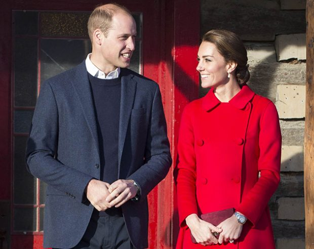 There's A New Favourite For Kate Middleton And Prince William's Baby Name
