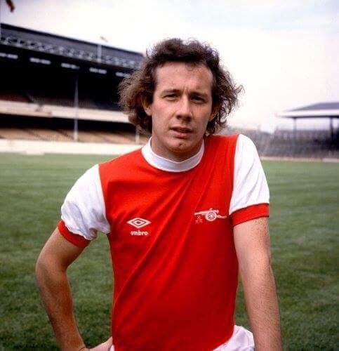 Happy birthday to Arsenal legend Liam Brady, who turns 62 today!