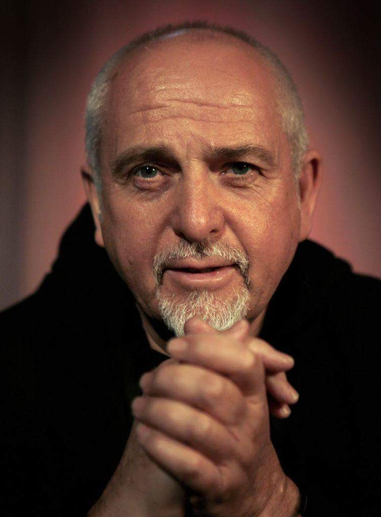 Happy Birthday to Peter Gabriel who turns 68 today!