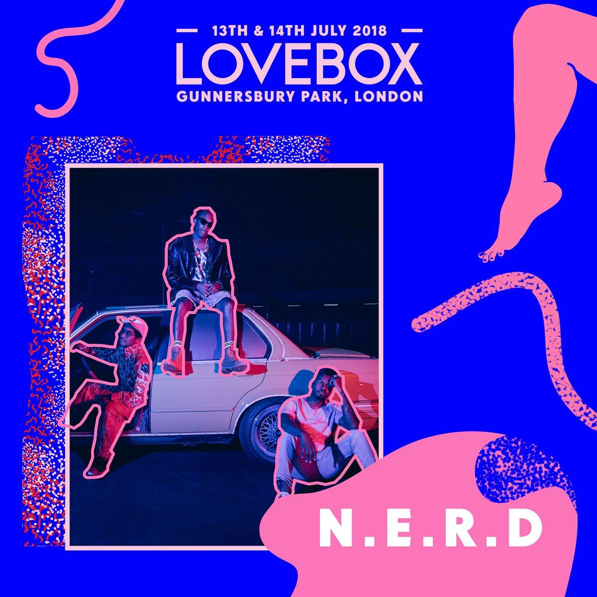 London! I'll see you in July with @NERDarmy @LoveBoxfestival! Tix  at https://t.co/hGIihZ6Ffm #NOONEEVERREALLYDIES ???? https://t.co/6H3IZXejKT