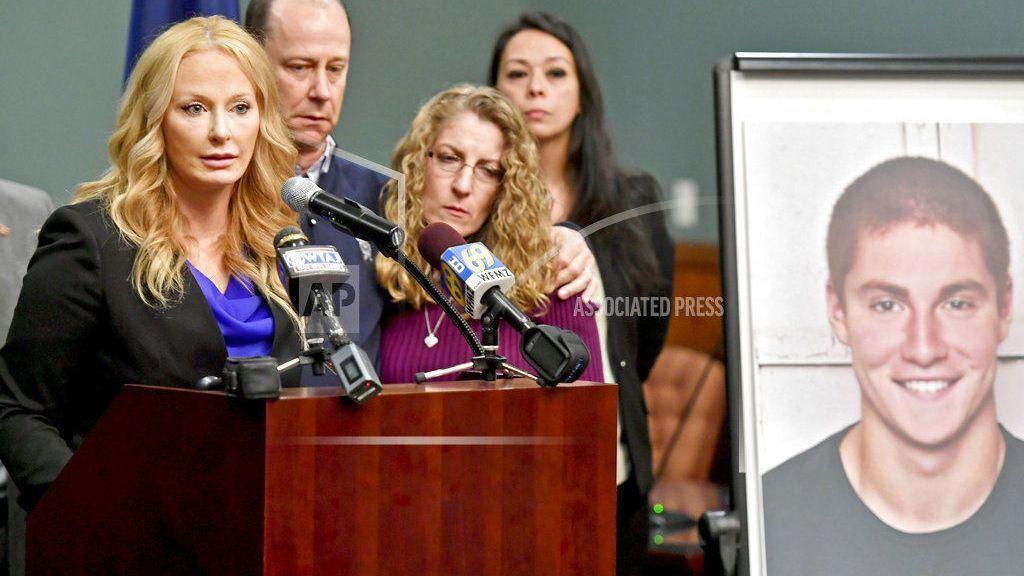 Judge schedules 6-day hearing in Penn State frat death case