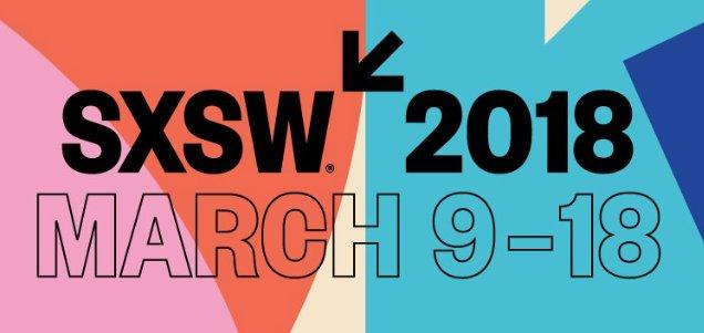 #SXSW2018