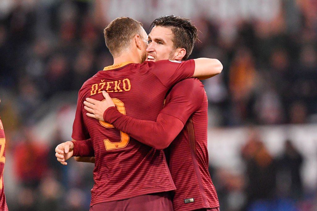 Happy birthday Kevin Strootman!