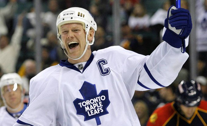 Happy 47th Birthday to one of the best captains in club history Mats Sundin