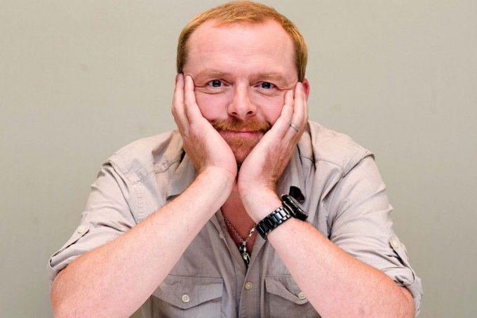 Happy Birthday Simon Pegg!!                                   BS         M:i:III