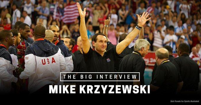 Happy Birthday to Coach K! Read how Krzyzewski resurrected