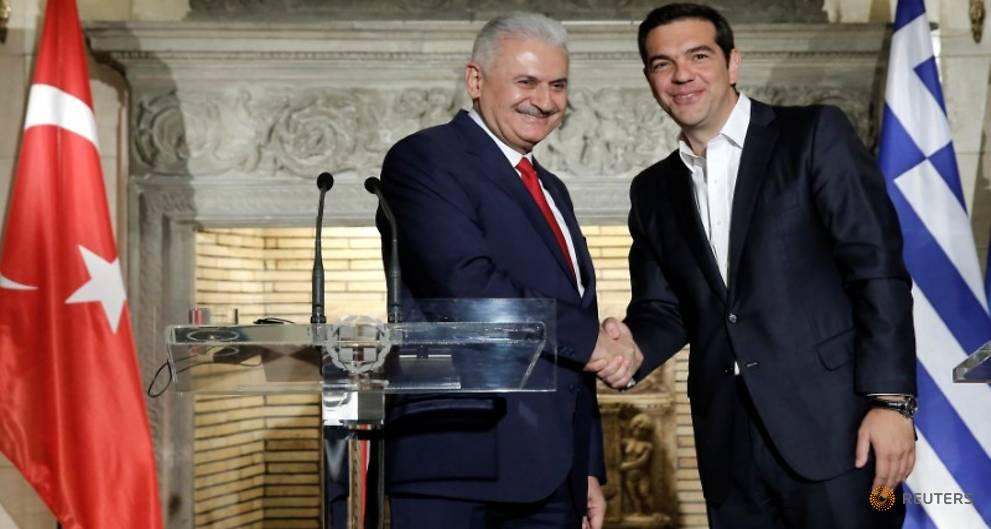 Turkey tells Greece it must take necessary measures to decrease tension in Aegean Sea