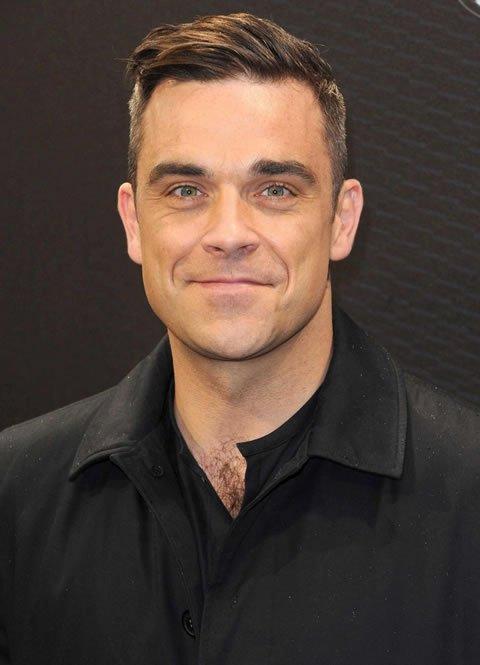 Happy Birthday Robbie Williams