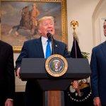 Trump makes calls on immigration to conservative senators