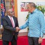 Kenya's Attorney General Muigai resigns