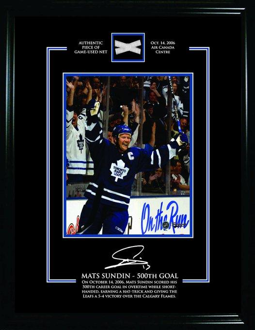 Happy Birthday to Leafs Mats Sundin