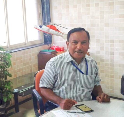 Today handed over the charge as General Manager ( Western Region) , Juhu Airport, Pawan Hans, Mumbai and slated to join as General Manager ( Northern Region), New Delhi Rohini Heliport, India's First integrated State-of-the -art Heliport.. https://t.co/F99IK0h4C4