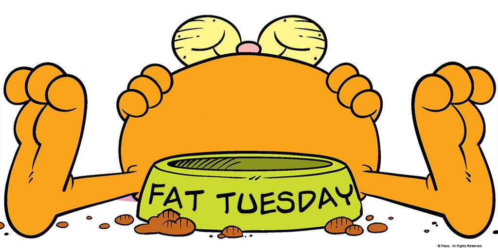 #FatTuesday