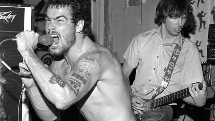 Happy birthday Henry Rollins Thanks for inspiring me to get into hardcore