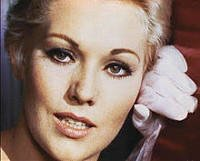 Happy birthday to Kim Novak, one of my dad\s most talented and beautiful leading ladies.
