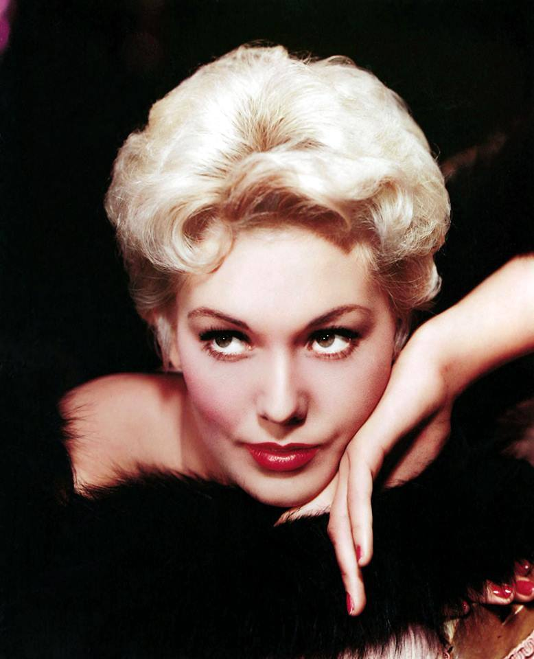 Happy Birthday to Kim Novak  She is 85 years old today!