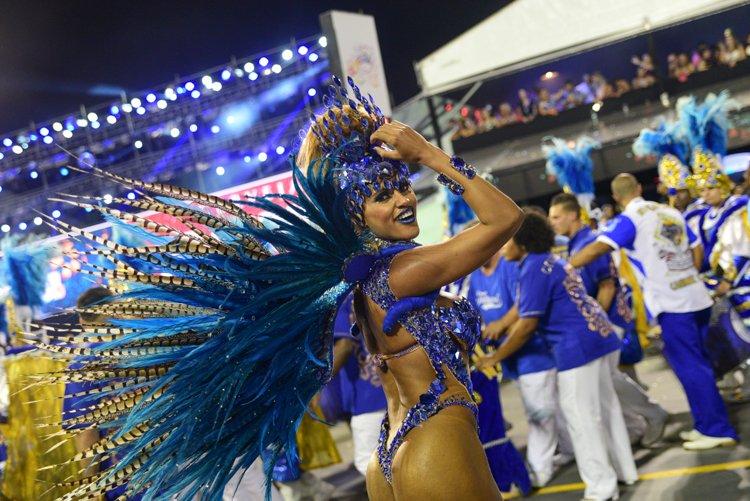 Paulo Academicos. Foto do site da Tititi que mostra Carnaval: Acadêmicos do Tatuapé é bicampeã do Grupo Especial de São Paulo em 2018
