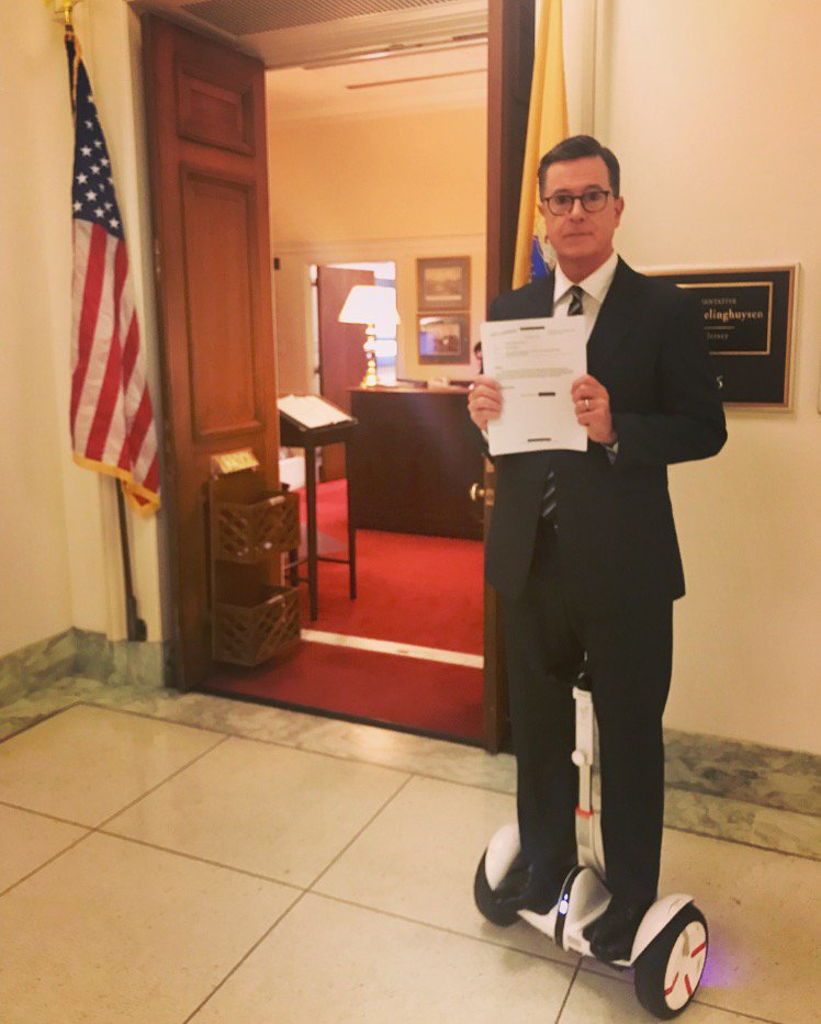 On Capitol Hill. What don't I want me to know??? #releasemymemo https://t.co/nyk9U0uQG9