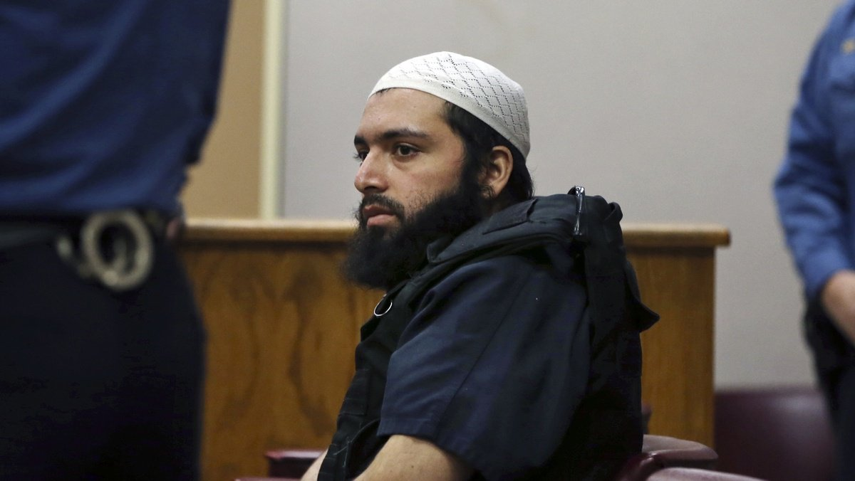 'Chelsea Bomber' sentenced to life in prison for 2016 blasts