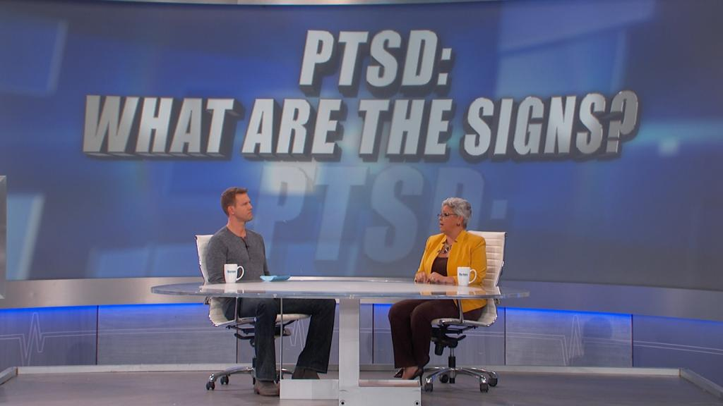 #DYK: About 20% of people diagnosed with cancer develop #PTSD 6 months after diagnosis? Tune in! Our Dr. Freda Lewis-Hall explains tmw on @TheDoctors https://t.co/rw61rCq80M