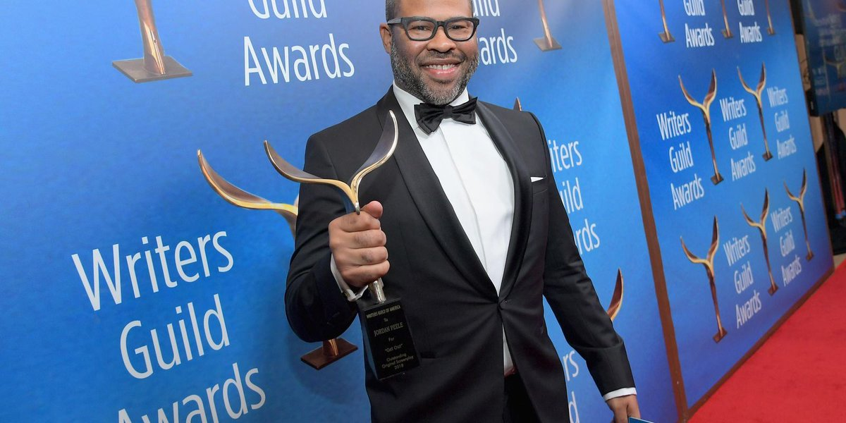 'Get Out' wins Writers Guild awards