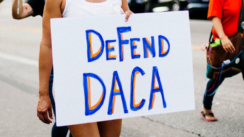 Federal judge blocks President Trump's attempt at ending DACA
