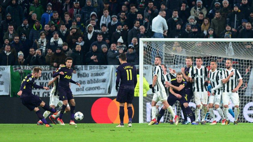 Champions League: Juventus Turinund Tottenham Hotspur spielen remis