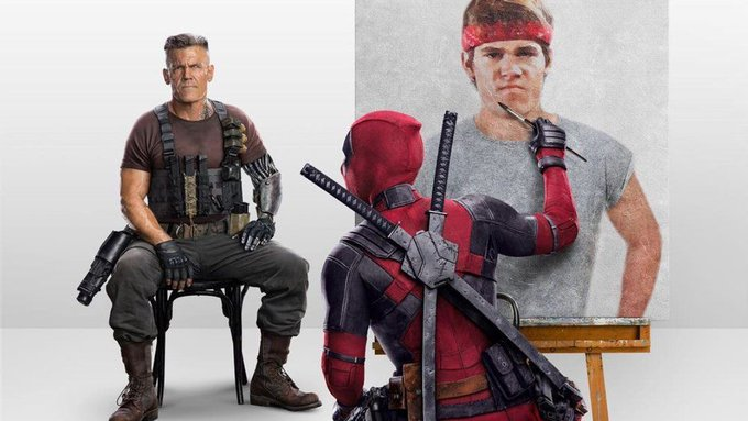 ICYMI:  Deadpool Wishes Josh Brolin a Happy Birthday in the Most Hilarious Way