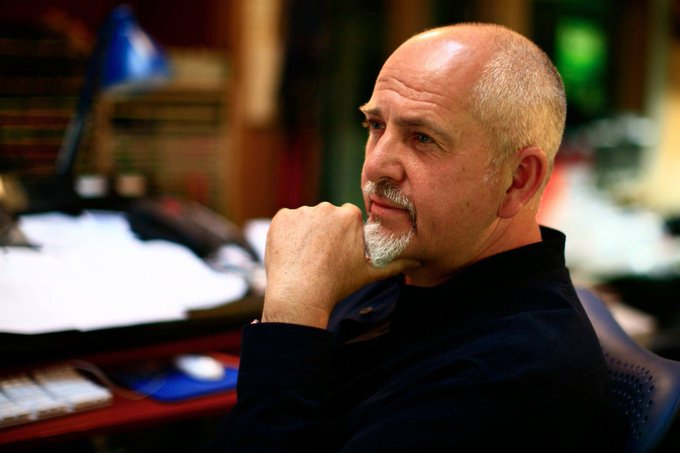 Happy Birthday to a very special musician, Peter Gabriel.