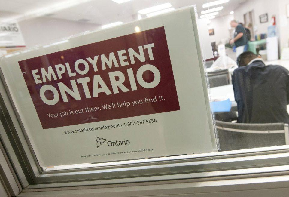 EISEN: What to make of Ontario's January job losses