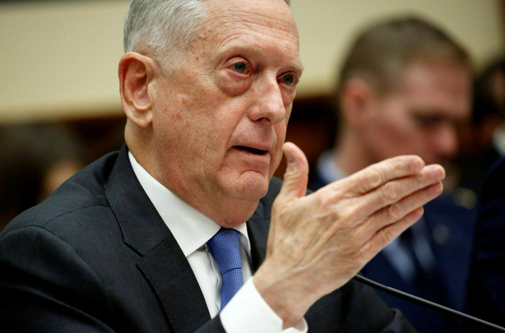 U.S. Defense Secretary Mattis to press European allies on military spending