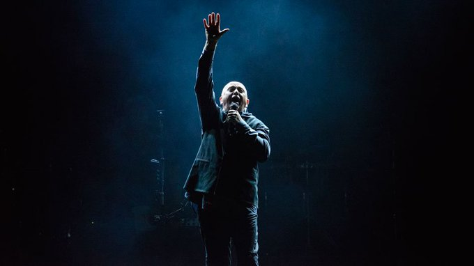 Happy birthday, Peter Gabriel! 68, today!