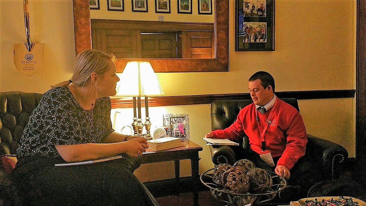 Long day meeting @RepChuck @DrPhilRoe @MarshaBlackburn @SenBobCorker @RepJohnDuncanJr @SenAlexander staffers speaking on behalf of @SpecialOlympics & those with intellectual disabilities, Matthew Drumright finished alongside @RepDianeBlack staffer Hillary Lassiter WOW! #SOHillDay https://t.co/h9ro2PZVwY