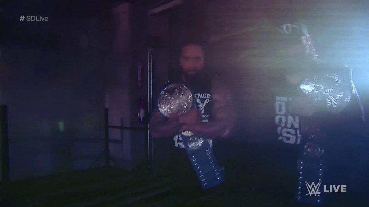 WWE SDLive