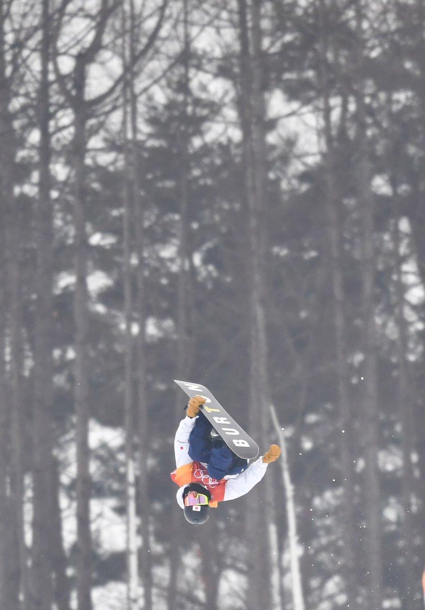 Hirano wins silver medal at Pyeongchang in snowboard halfpipe