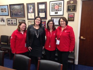 RT @SORhodeIsland: Great meeting today with staff @JimLangevin  advocating for @SpecialOlympics! #SOHillDay https://t.co/ne1JbjBmT6