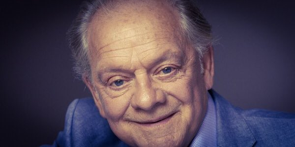 . are waking up the Black Country on the day this young man turns 78!   Happy Birthday Sir David Jason