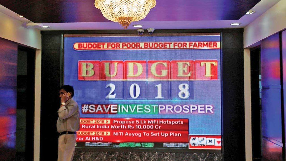 Budget, live market update, share market tips