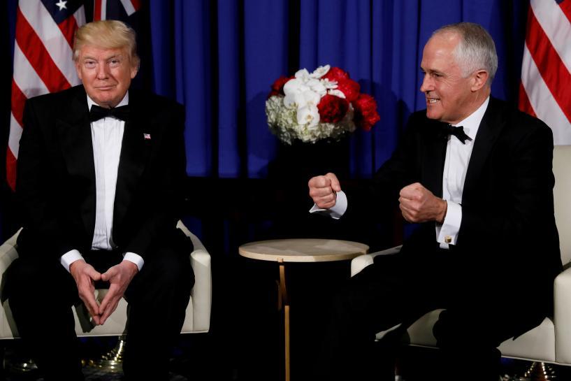 Trump will host Australian PM Turnbull at White House on February 23