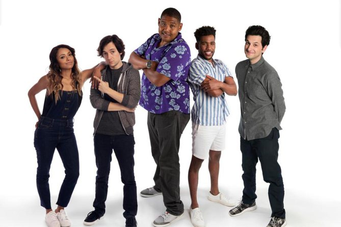 Meet the voice cast and reimagined characters of 'Teenage Mutant Ninja Turtles'