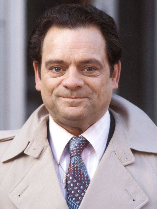 Happy Birthday to Sir David Jason who is 78 today! Luvly jubly!