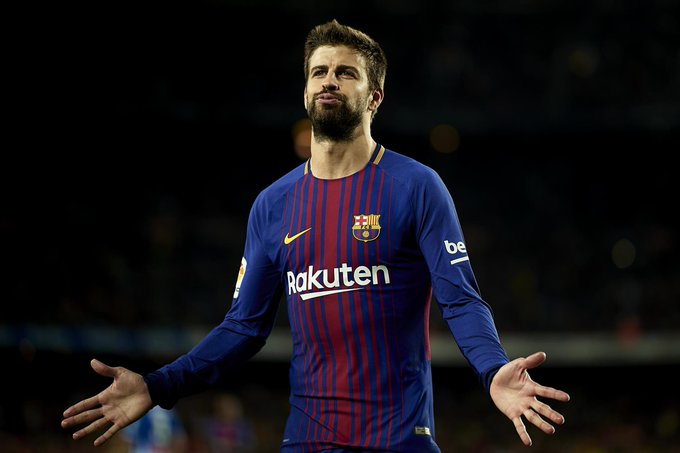 Happy birthday to Barcelona and Spain defender Gerard Pique, who turns 31 today!