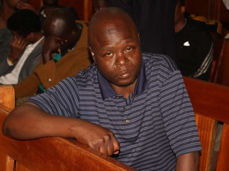 'Rogue' Kiambu cop charged with stealing guns, violent robbery