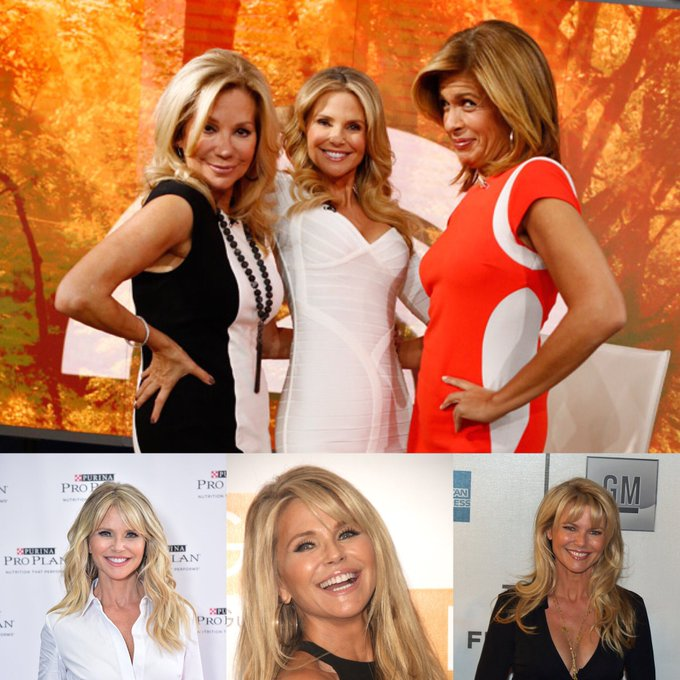 Happy 64 birthday to Christie Brinkley . Hope that she has a wonderful birthday.