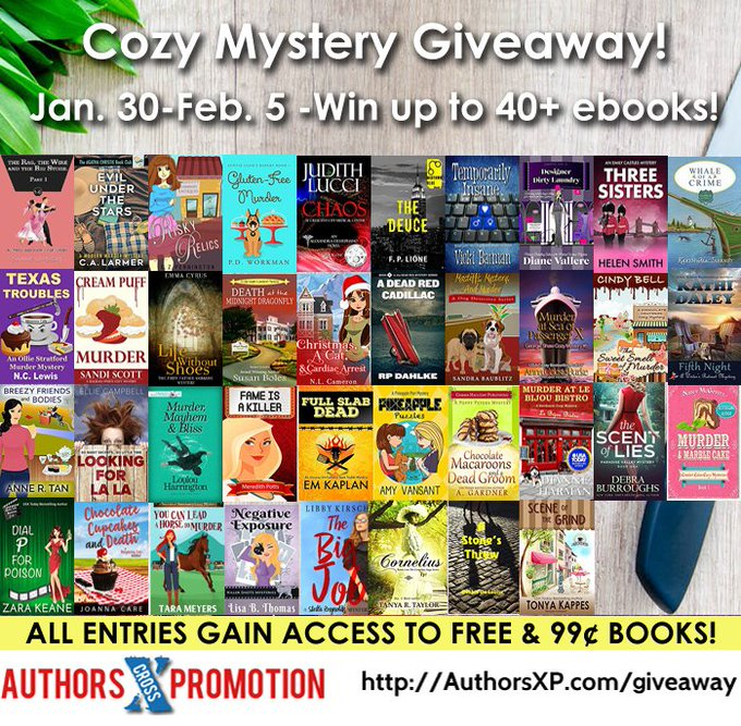 Find out more about the books in this giveaway!
