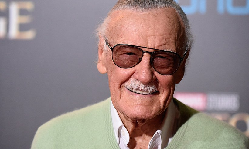 We're glad to hear @Marvel icon Stan Lee is doing better after being taken to hospital!