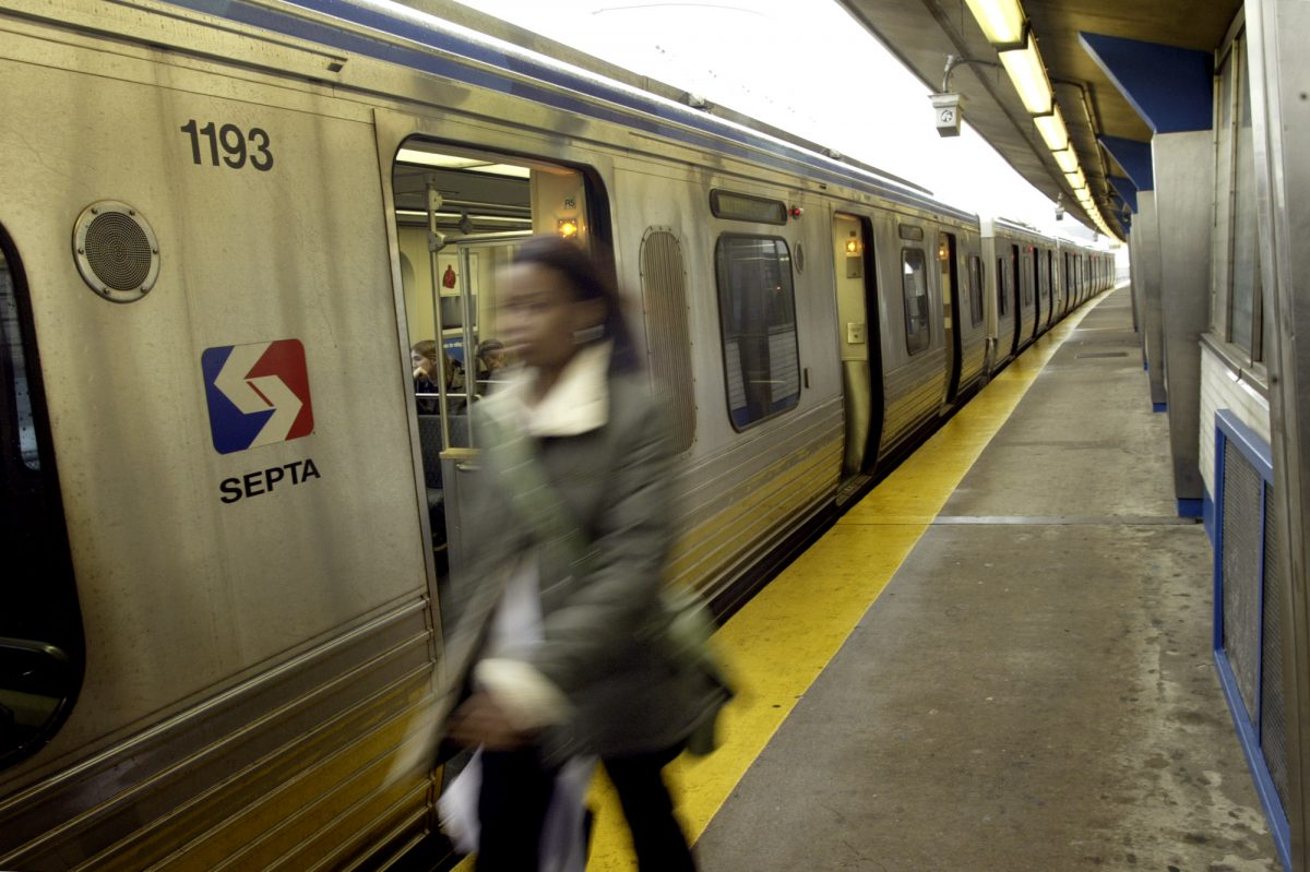 SEPTA passenger killed trying to jump back on train