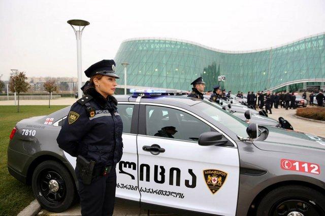 Georgian Police Dept. Acquire Japanese Hybrid Cars