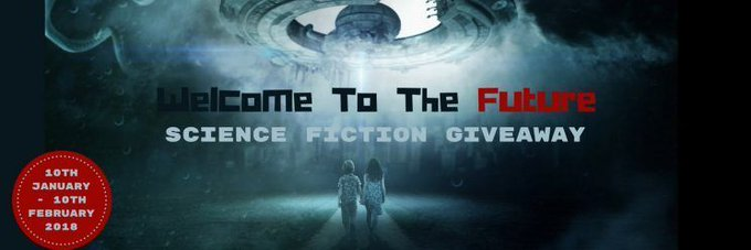 Welcome to the Future! #SciFi Book #Giveaway #AmReading ⋆ M. Pax