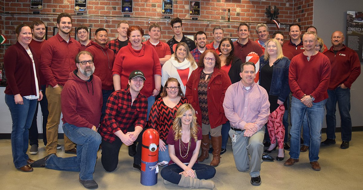 test Twitter Media - Today, we wear red. #awareness #heartdisease #NationalWearRedDay https://t.co/kEo6BrxOZz